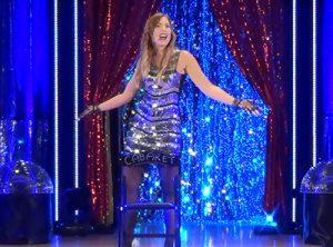 Ich singe in Ihrer Show!